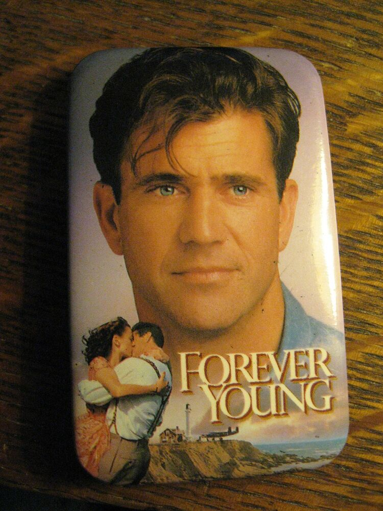 Forever Young 1992 Mel Gibson Jamie Lee Curtis Movie ...