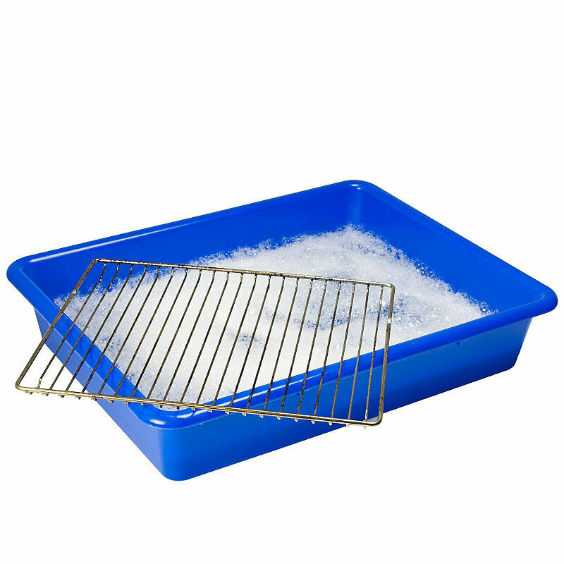 Lakeland Large Oven Rack Grill Soaking Cleaning Tray Ebay