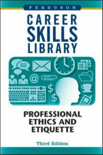 relationship of professional ethics and etiquettes