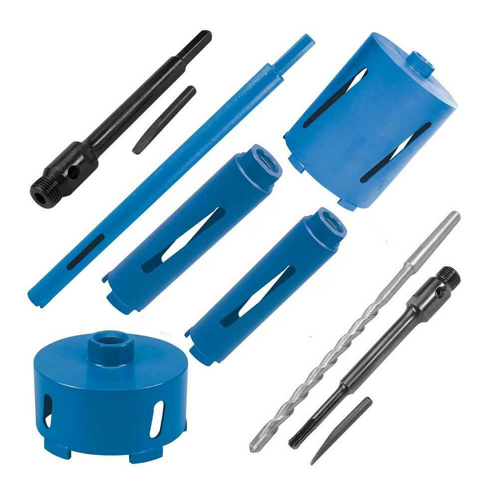 Diamond Core Drill Bits Hole Cutter Drilling Tool For