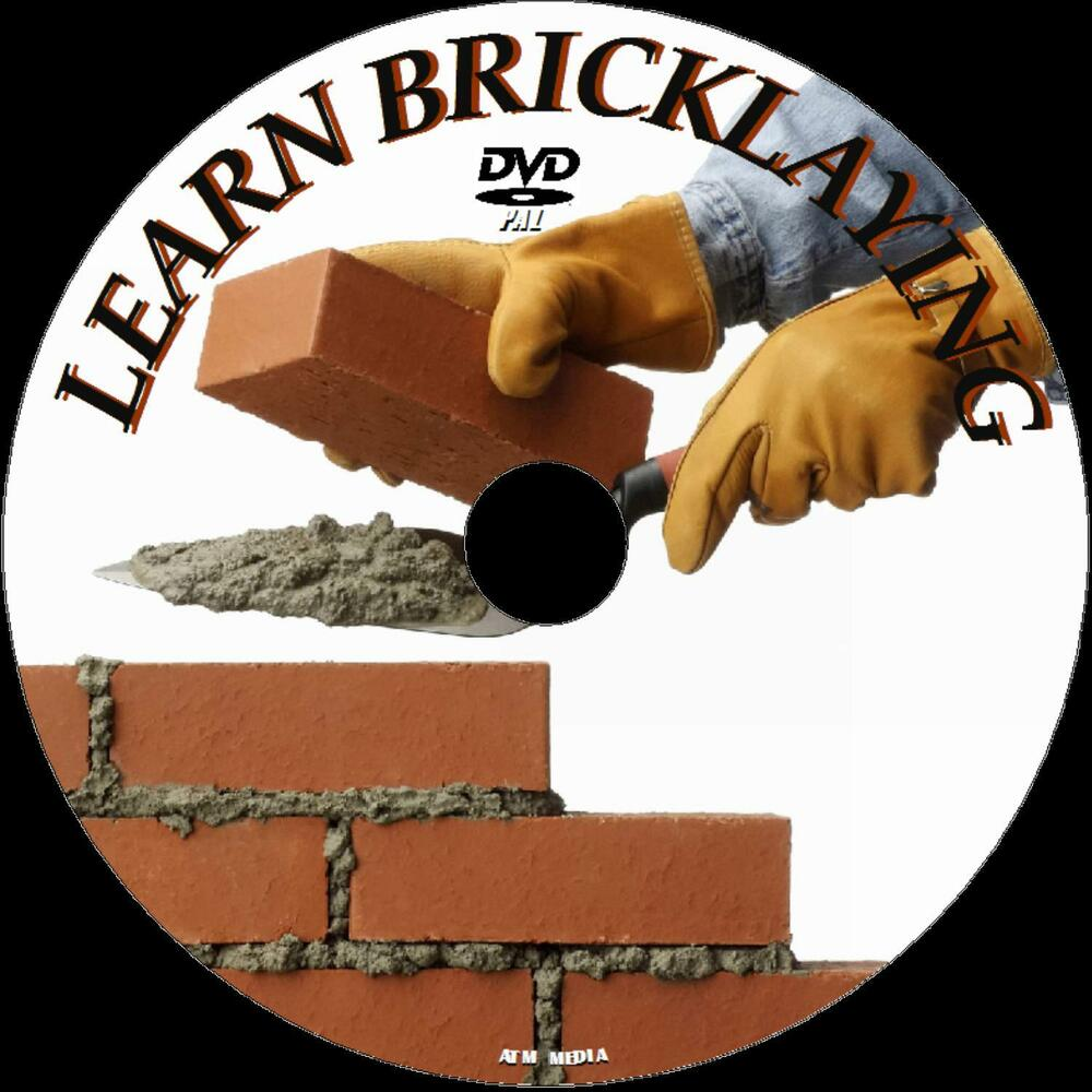LEARN BRICKLAYING SKILLS SIMPLE STEP BY STEP BUILDING TUTORIAL NEW 2 ...