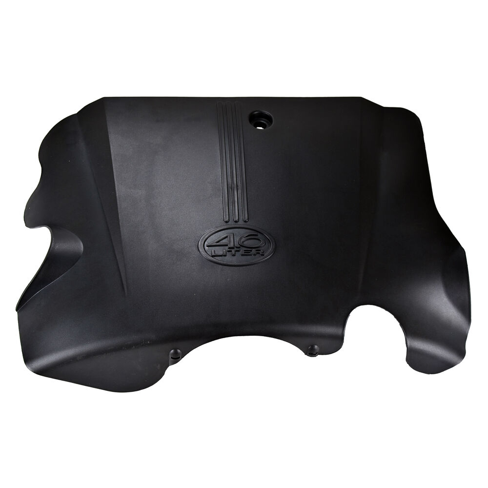 Oem New 1999 2002 Ford Lincoln Mercury 4 6l Engine Cover F8az6a946ca Ebay