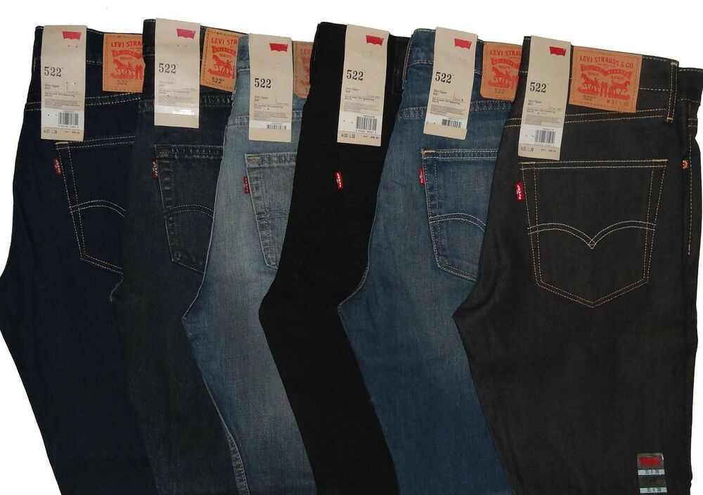 Levis Slim Fit Jeans For Men