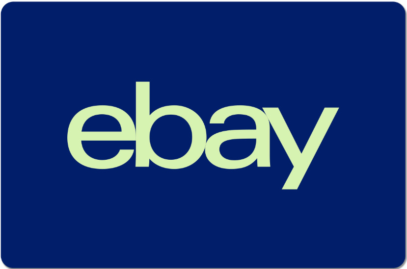Ebay Gift Card 10 To 200 Email Delivery Ebay