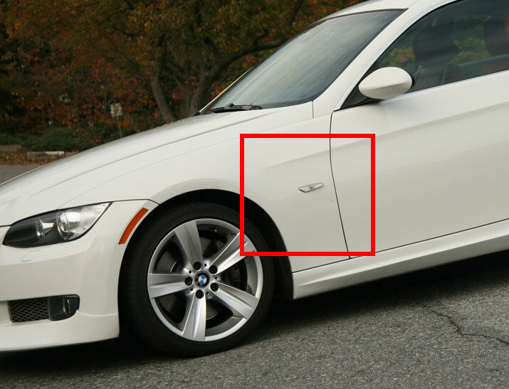 For Bmw E90 E92 3 Series 2006 2011 Side Marker Replacement