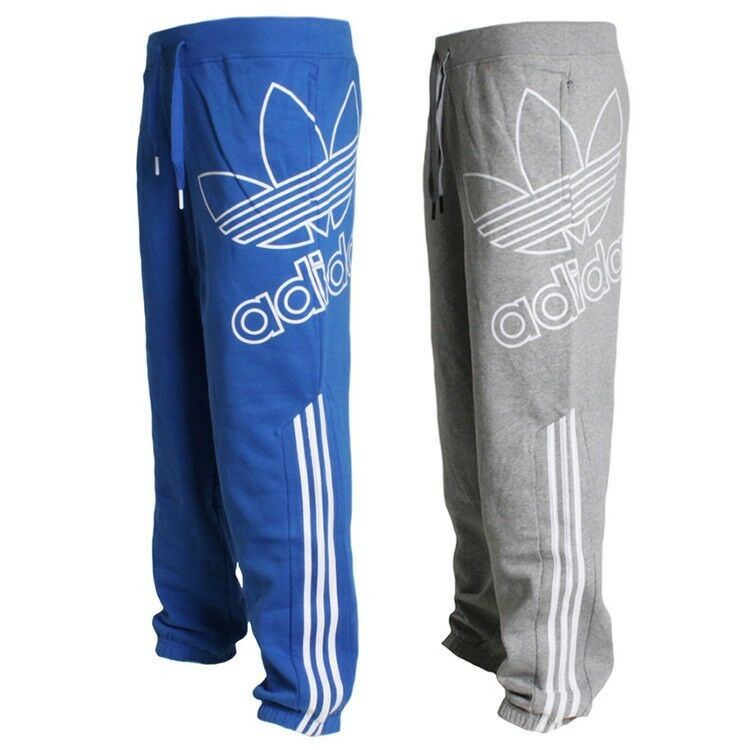 adidas originals fleece jogginghose trainingshose herren. Black Bedroom Furniture Sets. Home Design Ideas