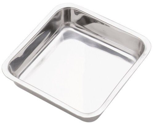 Norpro 8-Inch Stainless Steel Cake Pan , New, Free ...