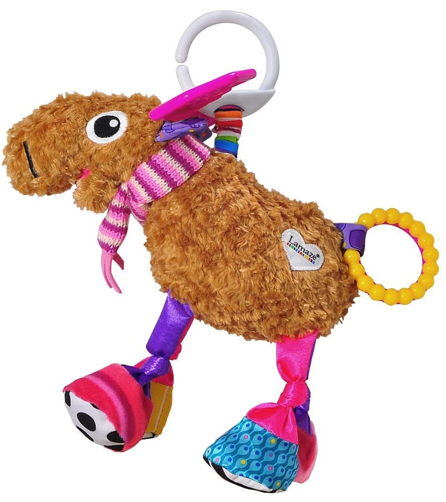 Lamaze Baby Toy, Muffin the Moose , New, Free Shipping | eBay