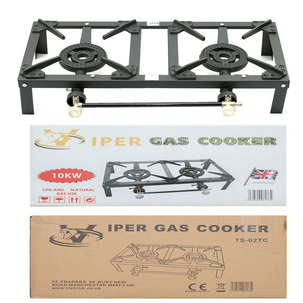 Cast Iron Boiling Ring Stove Lpg Gas