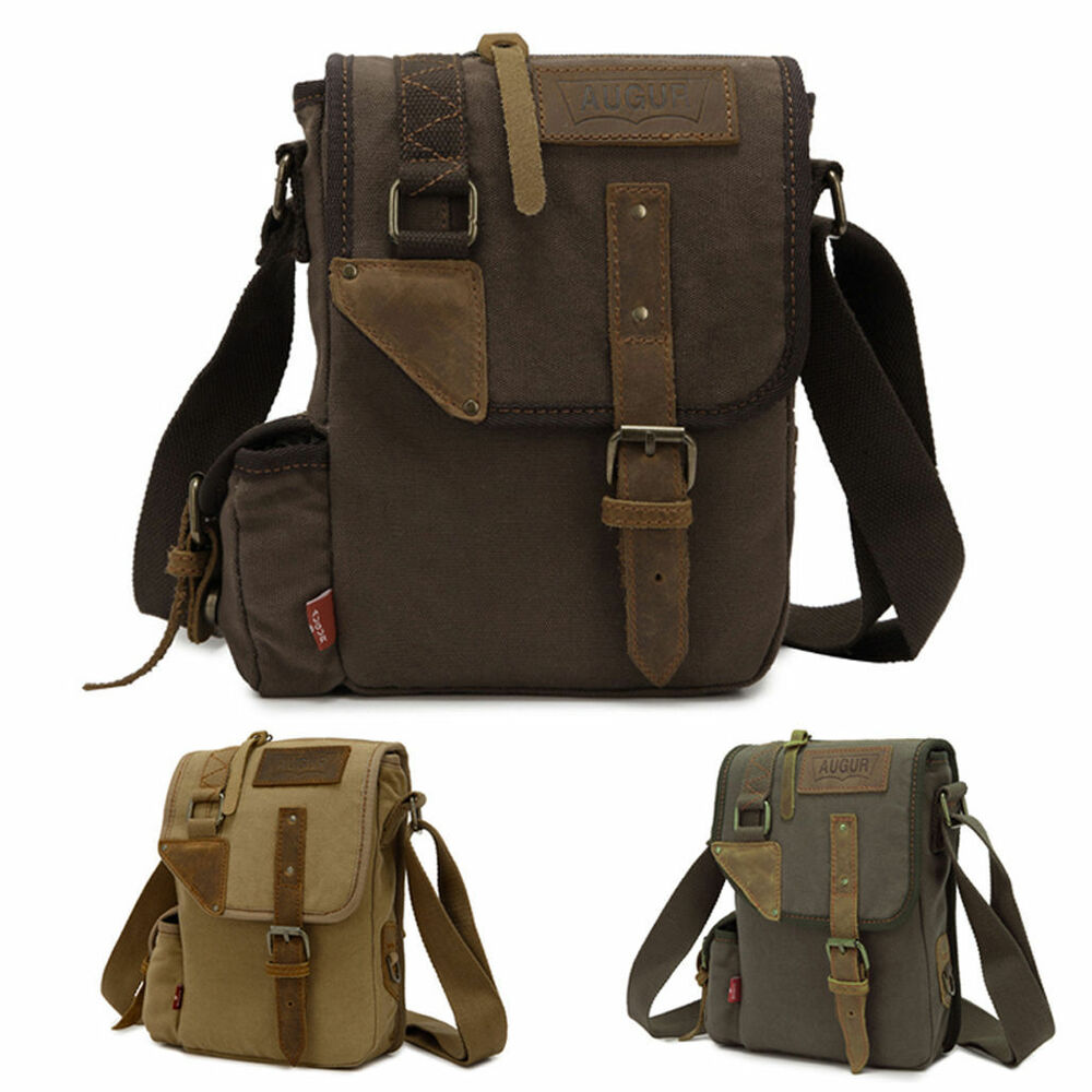 Sling bag on ebay - Cross Body Military Sling Hiking Bag Messenger Shoulder Bag New Ebay