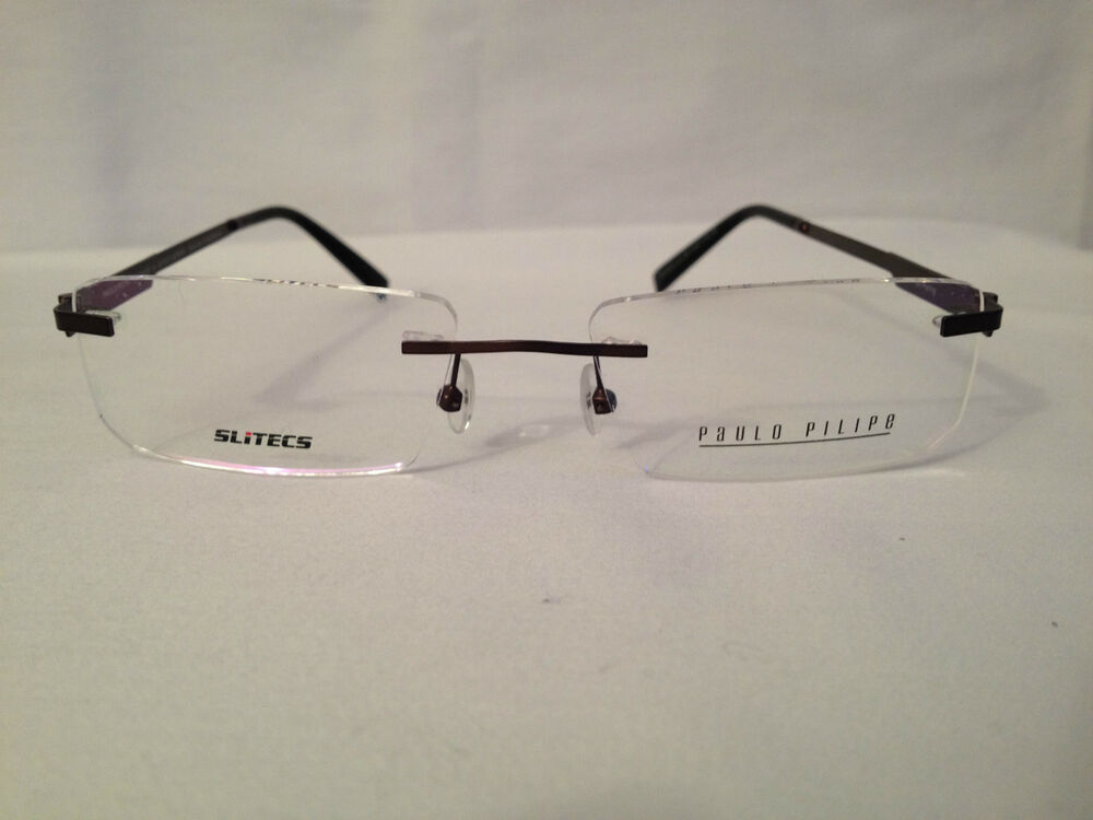 Germany Designer Paulo Pilipe Prescription Eyewear Mens ...
