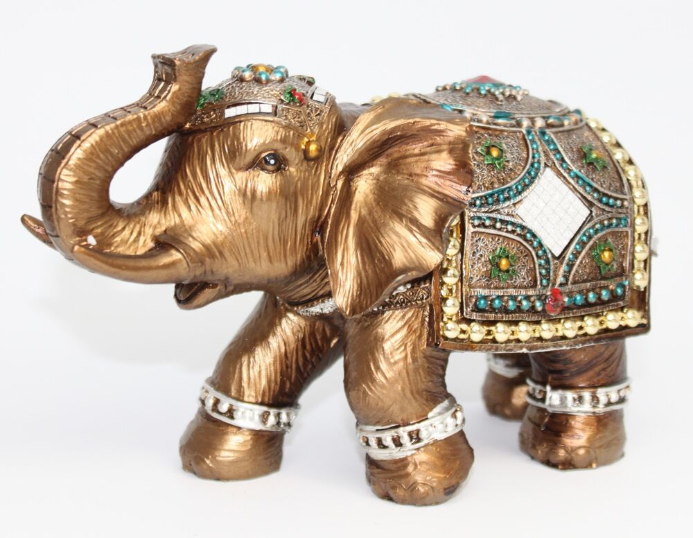Http Ebay Co Uk Itm Feng Shui 6 Elegant Elephant Trunk Statue Lucky Figurine Gift Home Decor 251694841825