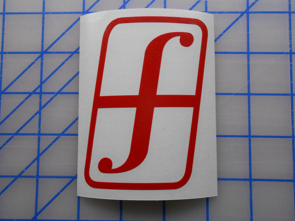 Forum Snowboards Logo Sticker Decal 3 4 5 Bindings Boots Pants