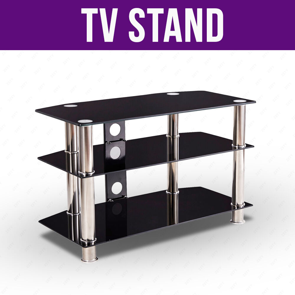 Led Tv Stand Designs Chennai : New design black glass tv stand for lcd plasma d