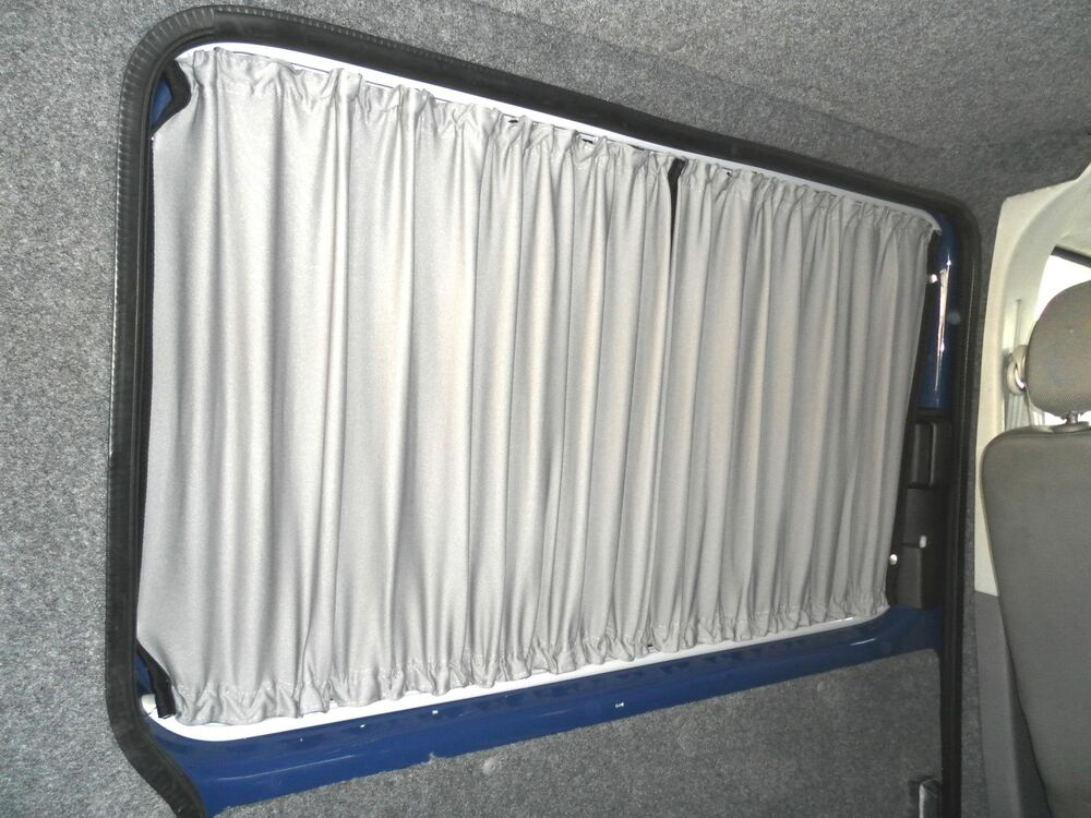 Vw T5 Transporter Blackout Curtain Set 3 Windows