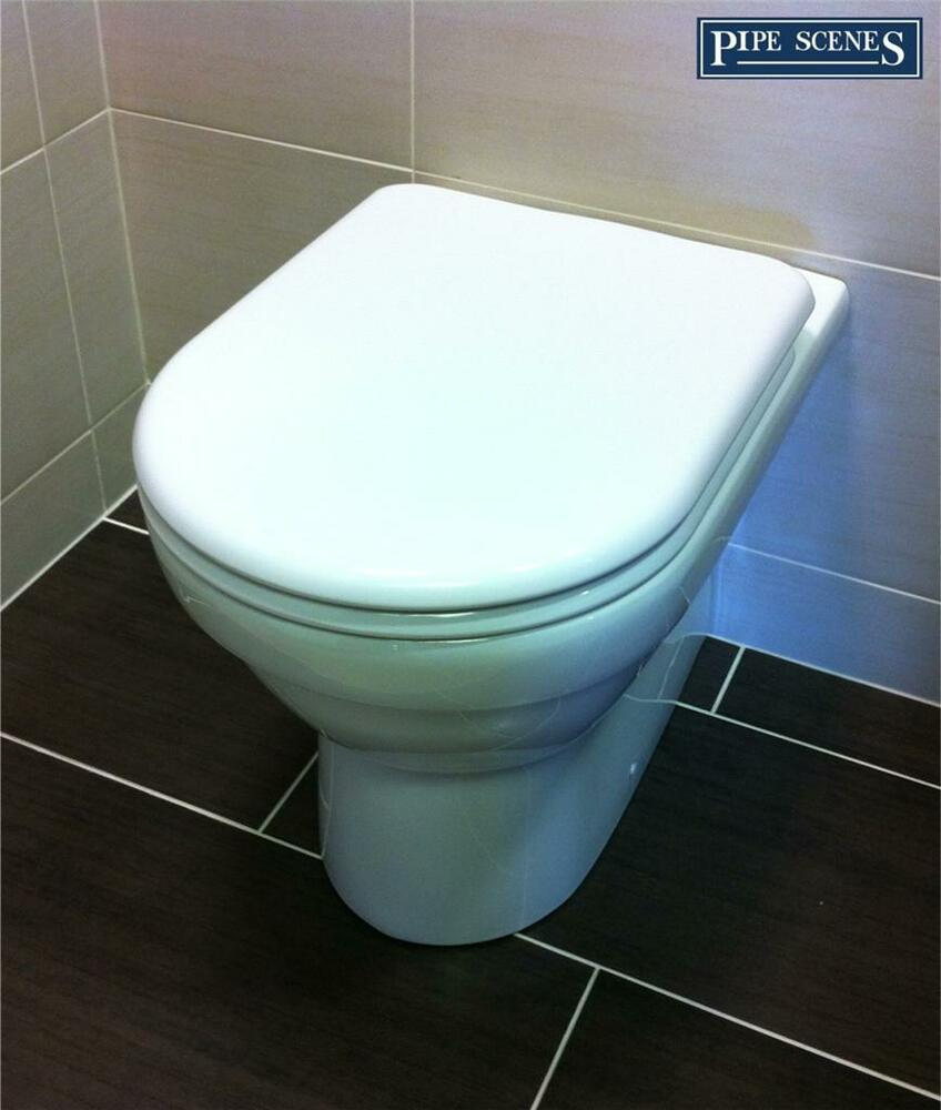 Toilet Seat To Fit Villeroy & Boch Subway V&B Quality