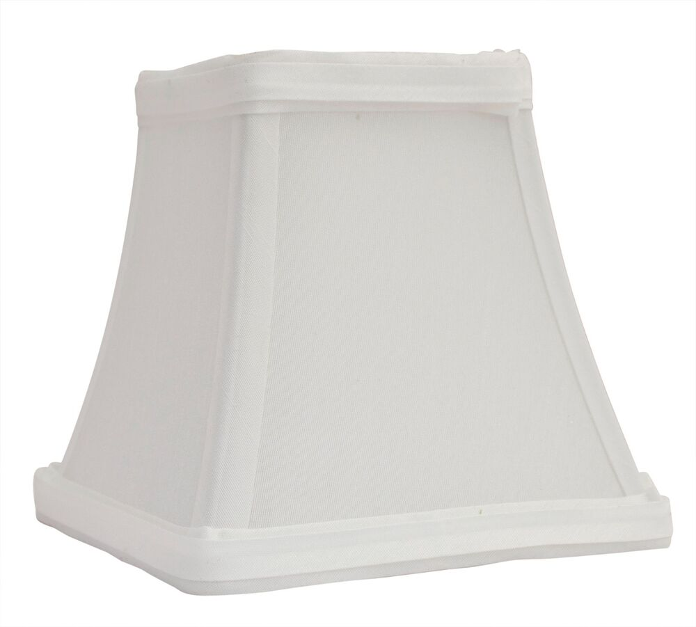 Urbanest Square Style 4 Inch Softback Chandelier Lamp