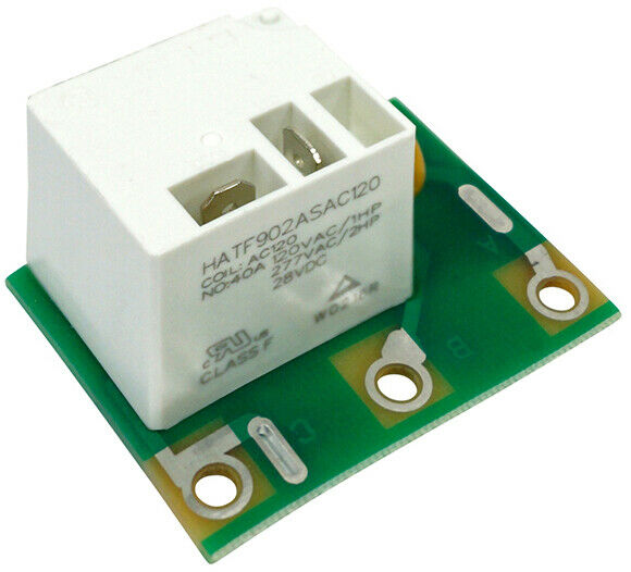 Ezgo Electric Golf Cart Powerwise Ii Relay Assembly