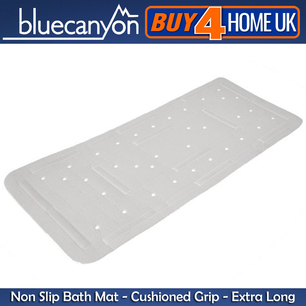 Softee Bath Mat Super Soft Extra Long Anti Slip Bathroom