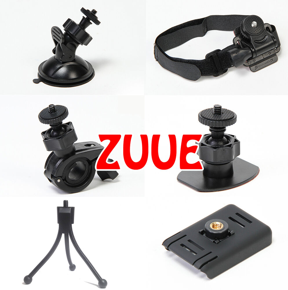 mobius action camera mounting accessories dashcam. Black Bedroom Furniture Sets. Home Design Ideas
