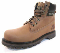 MENS CATERPILLAR WHISKEY LEATHER  ANKLE BOOT  STYLE - COLORADO