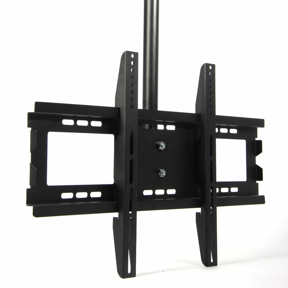 led lcd tv wall mount tilt ceiling swivel bracket 36 37 40 46 50 55 58 32 60 ebay. Black Bedroom Furniture Sets. Home Design Ideas