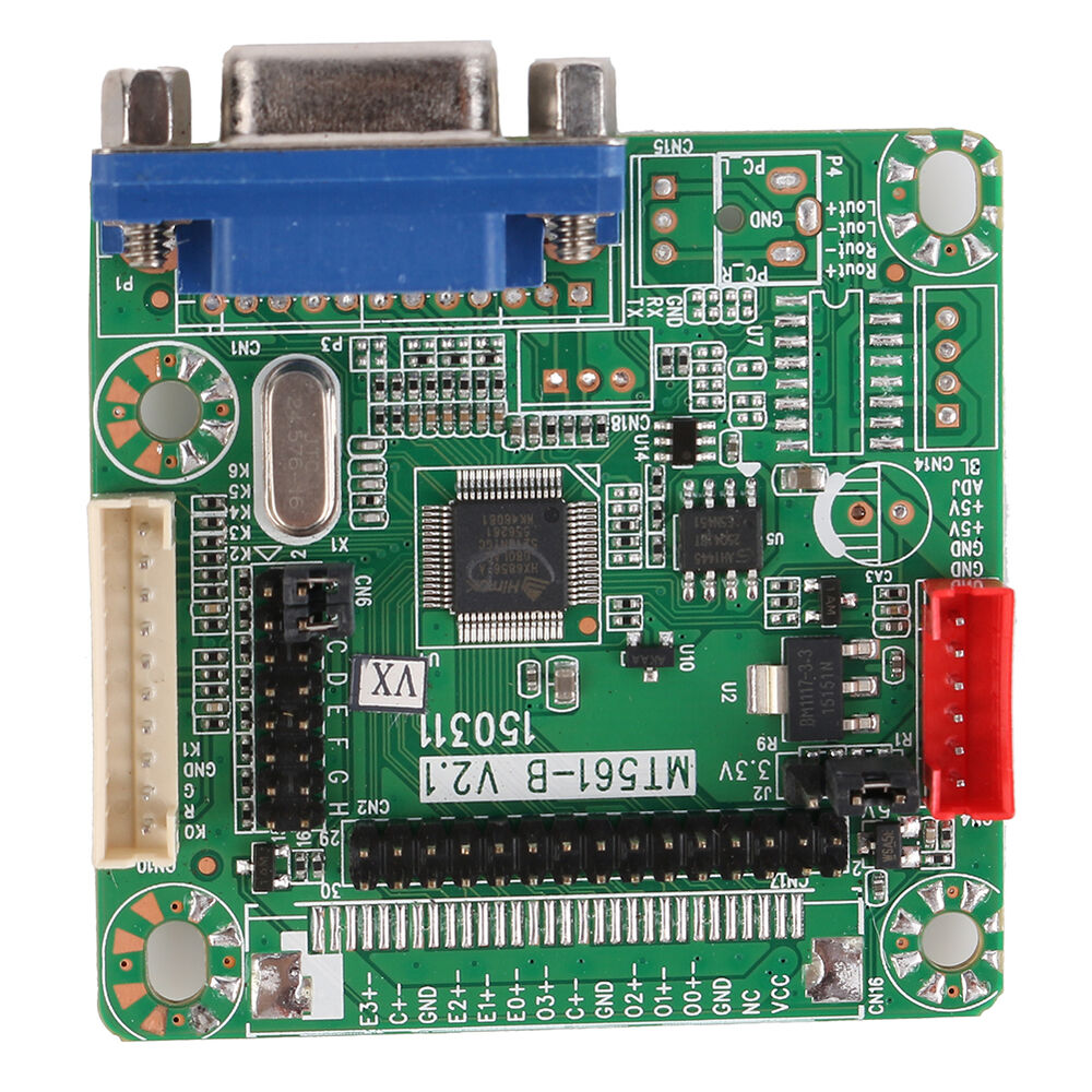 Mt6820 B Universal Lvds Lcd Monitor Driver Controller
