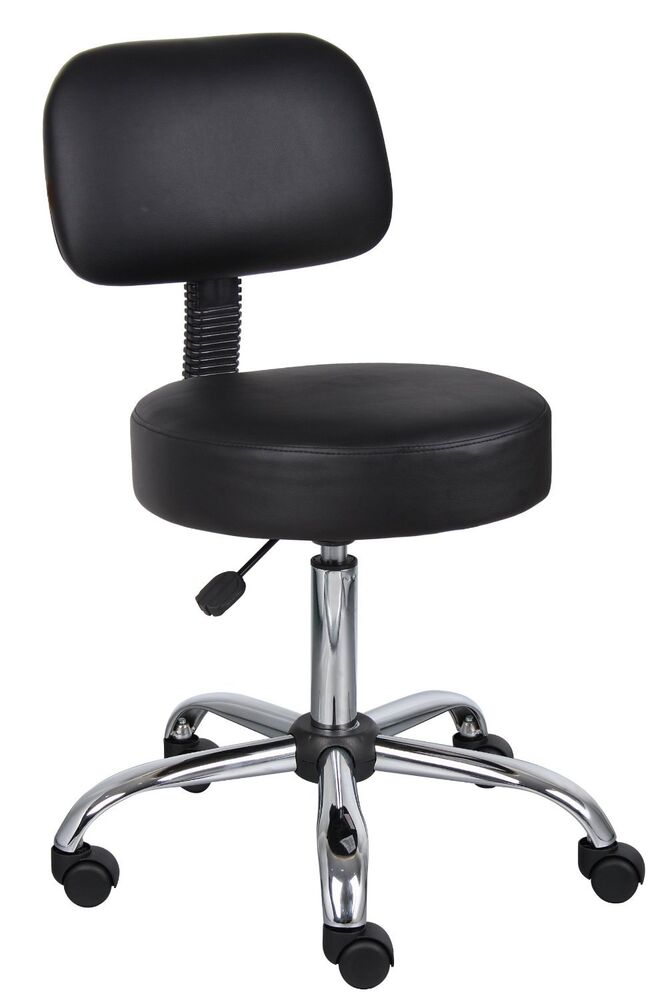 Doctor Boss Lab Chair Office Furniture Stool Medical