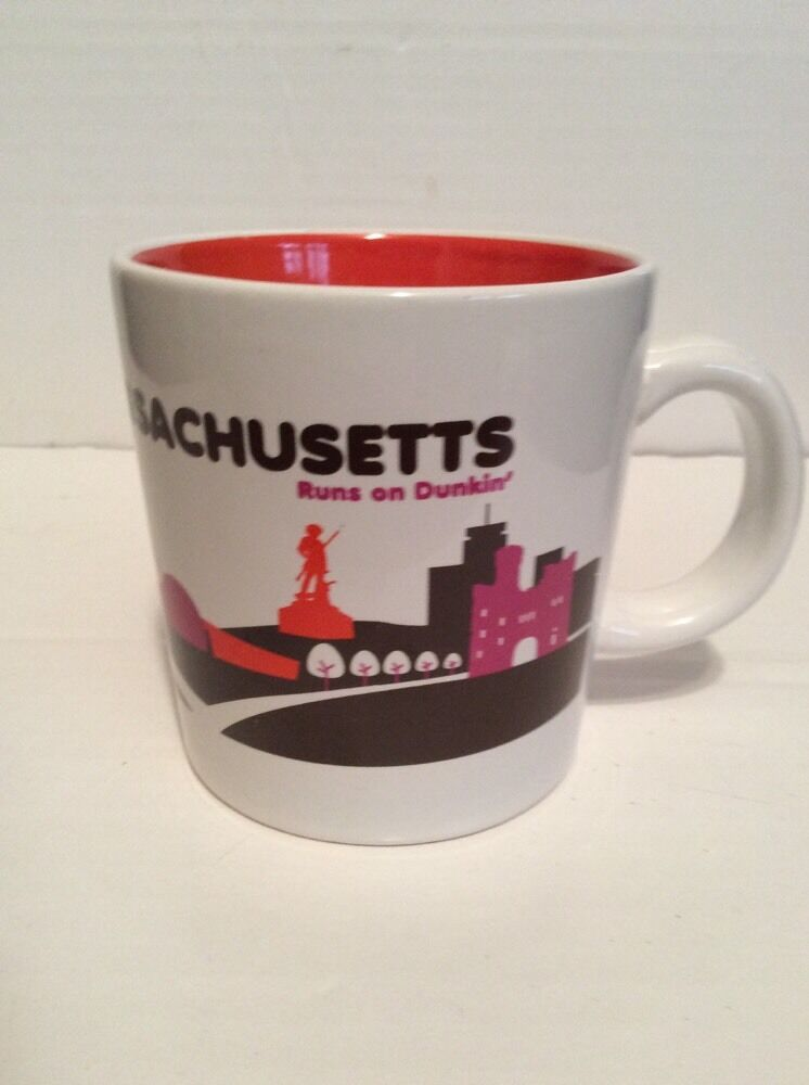 Dunkin Donuts Destination Mugs