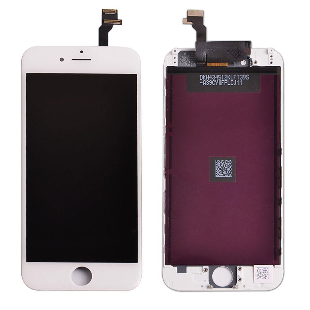 new iphone 6 screen new replacement white lcd screen touch digitizer 8321