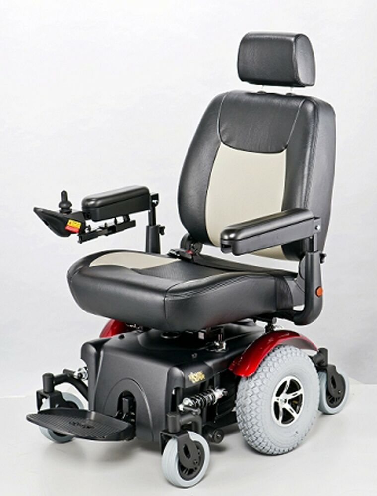 Merits Electric Power Bariatric Wheelchair Medical P327