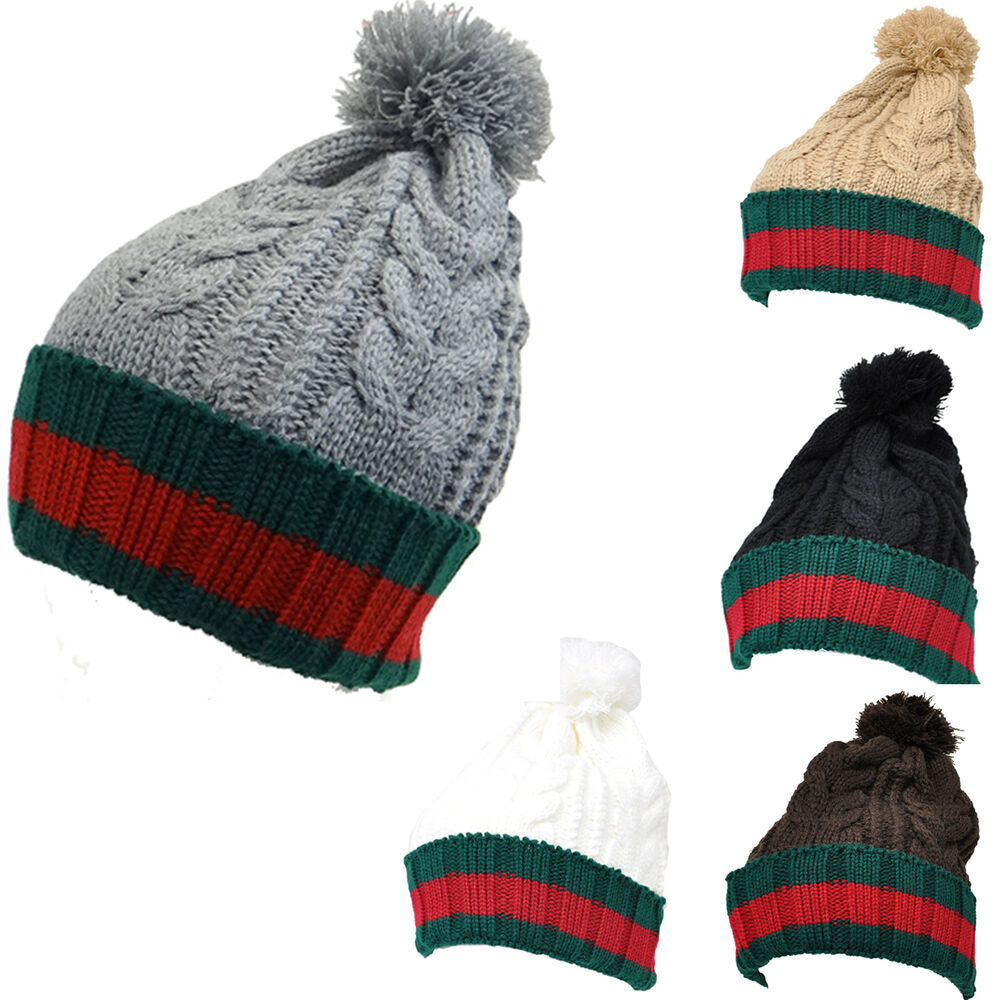 Beanies at Village Hat Shop. The transition of