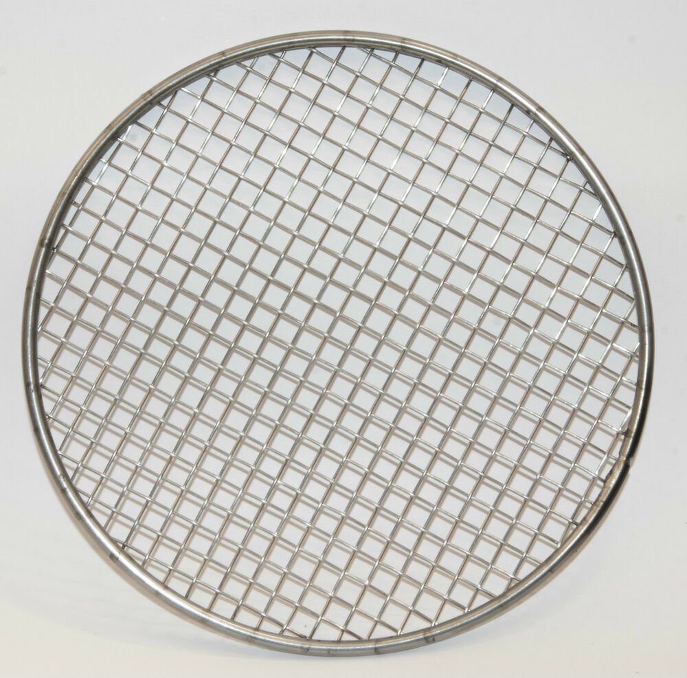 Custom woven wire mesh filter disc circle stainless