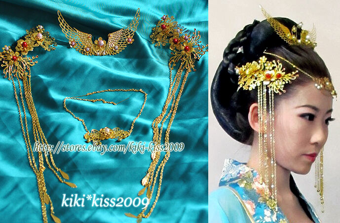 Hanfu Kimono Hair Accessories Hairpin Dangling Ornament