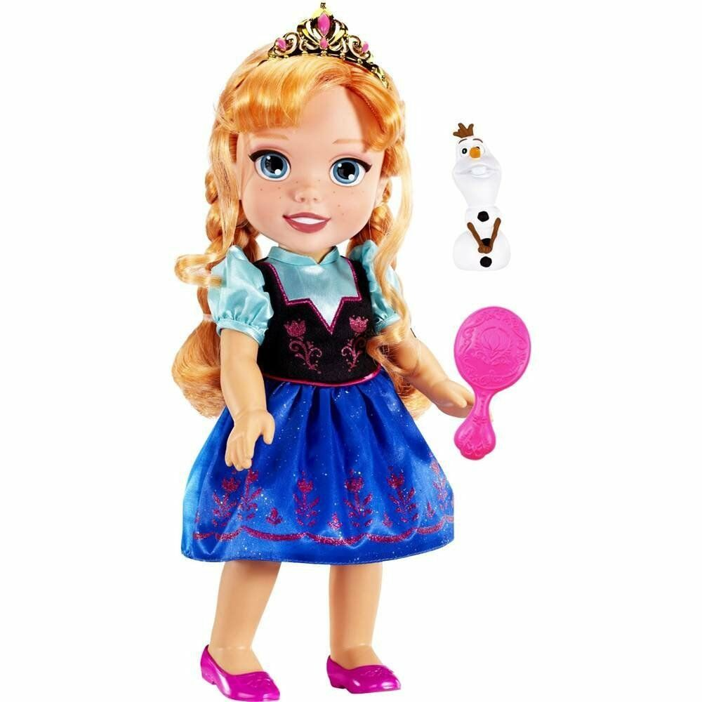 Disney Frozen Toddler Anna Doll Playset , New, Free ...