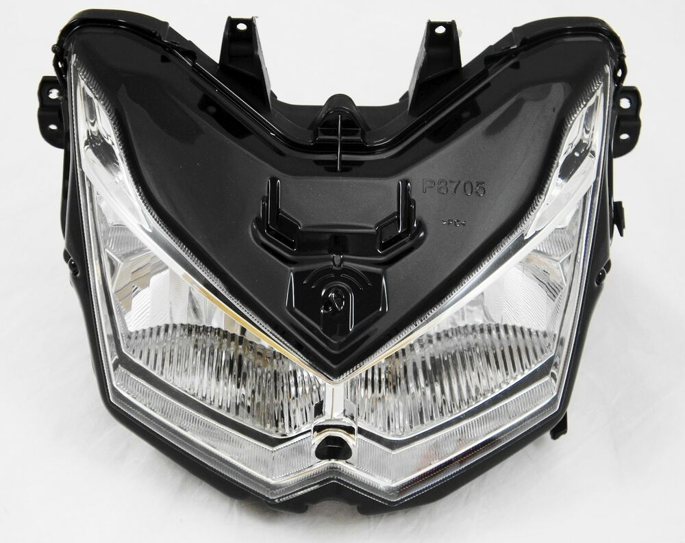 Kawasaki Z1000 Lighting System Circuit
