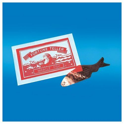 144 miracle fortune telling fish teller palm reading ebay for Fortune teller fish