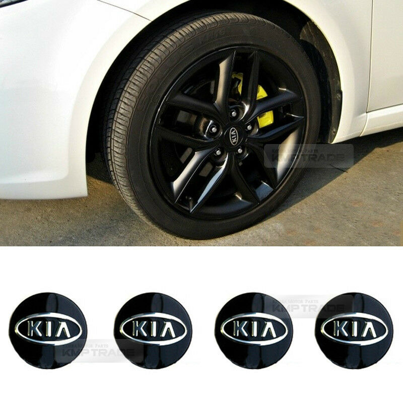 Oem Genuine Kia 59mm Wheel Center Hub Cap Cover 4ea For Kia 2010 2012 Forte Koup Ebay
