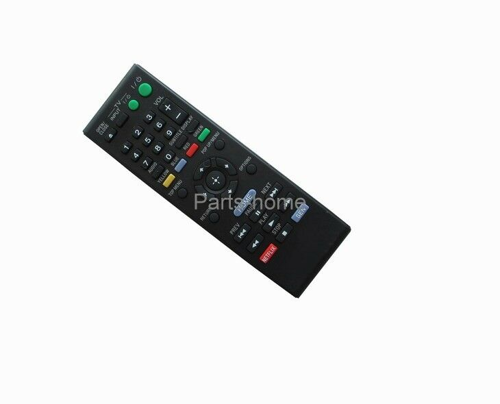 b86386f4a Details about Remote Control For Sony BDP-S4100 BDP-S5100 BDP-S3100 3D Blu- ray BD DVD Player