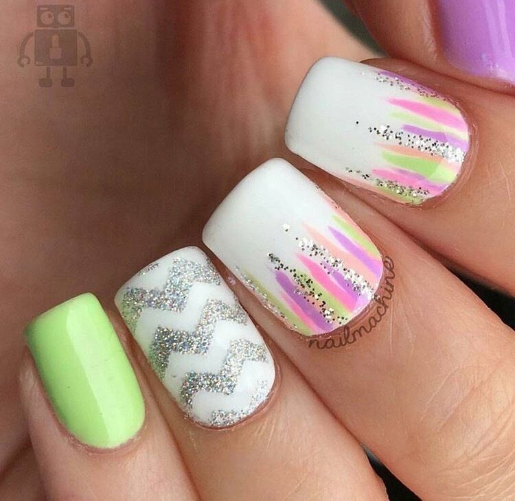 big chevron guide nail vinyl fingernail art stencil decals ebay. Black Bedroom Furniture Sets. Home Design Ideas