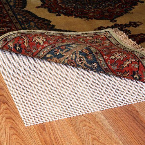 Ultra Stop Non Slip Indoor Rug Pad Size 4 X 6 New Free
