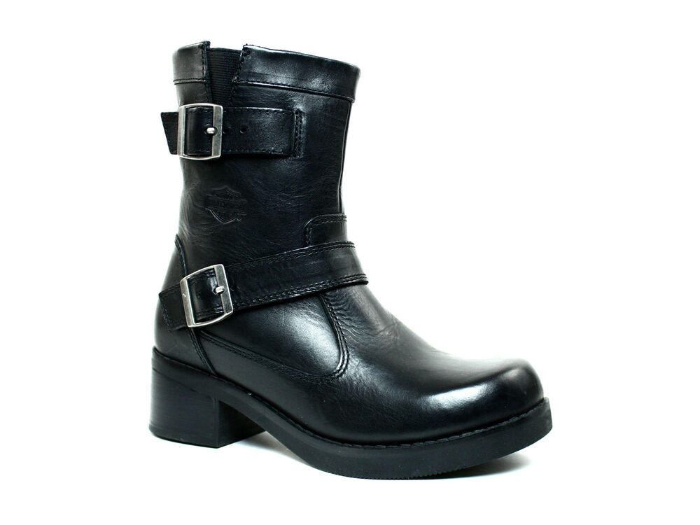 Excellent Womens Harley Davidson Riding Boots | EBay