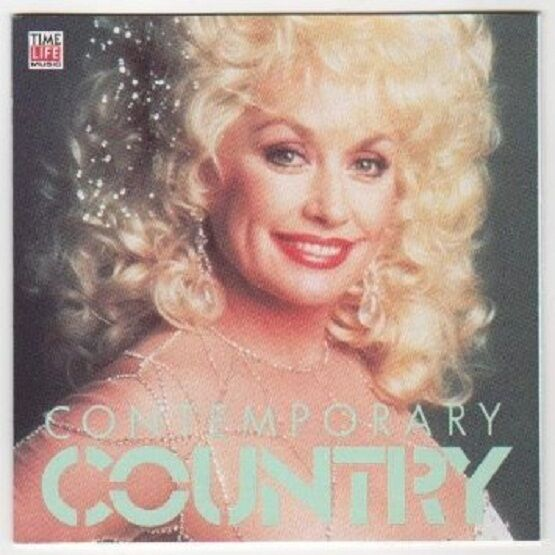time life contemporary country the early 80s cd new kenny