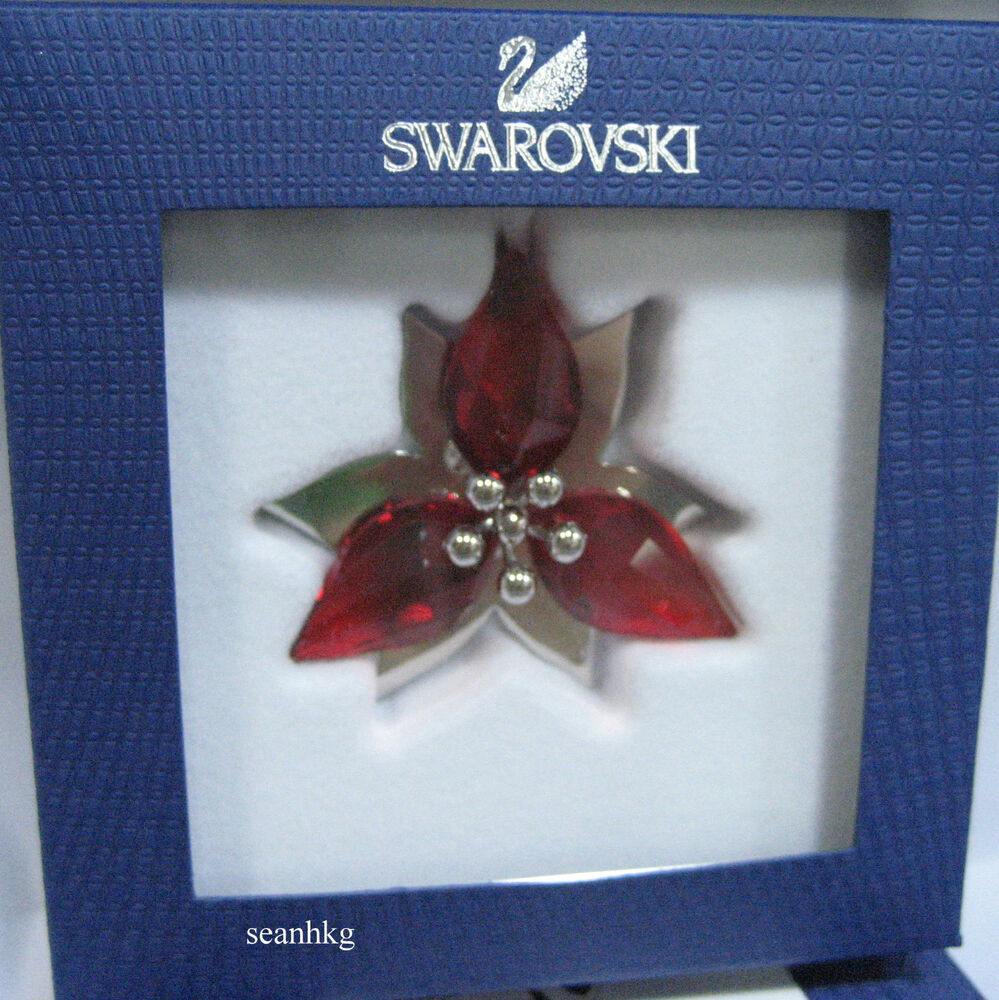 2014 Swarovski Christmas Ornament