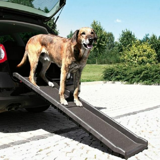 Pet Ramp Dog Portable Travel Access Car Boot Trunk Joint