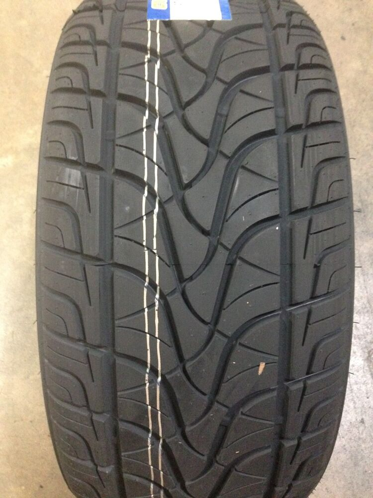 4 New 275/40R20 Clear HS277 Tires 2754020 275 40 20 R20 ...