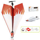 HOT! Electric Paper Kid Airplane Conversion Kit Powerup Propeller Gilder Model
