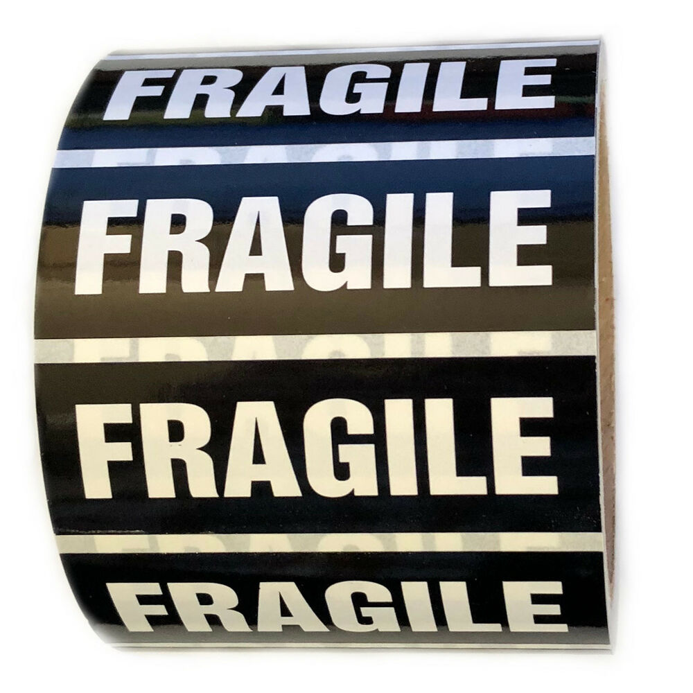 It is a picture of Luscious Fragile Stickers Printable