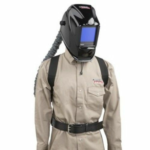 Lincoln Welding Helmet 3350 >> Lincoln Viking 3350 PAPR K3930-1 Powered Air Purifying ...