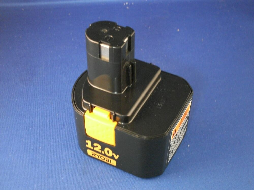 ryobi 1311148 12 volt battery pack for parts or repair ebay. Black Bedroom Furniture Sets. Home Design Ideas